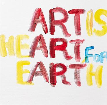 ART is HEART for EARTH