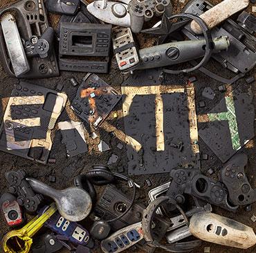 Earth on the earth