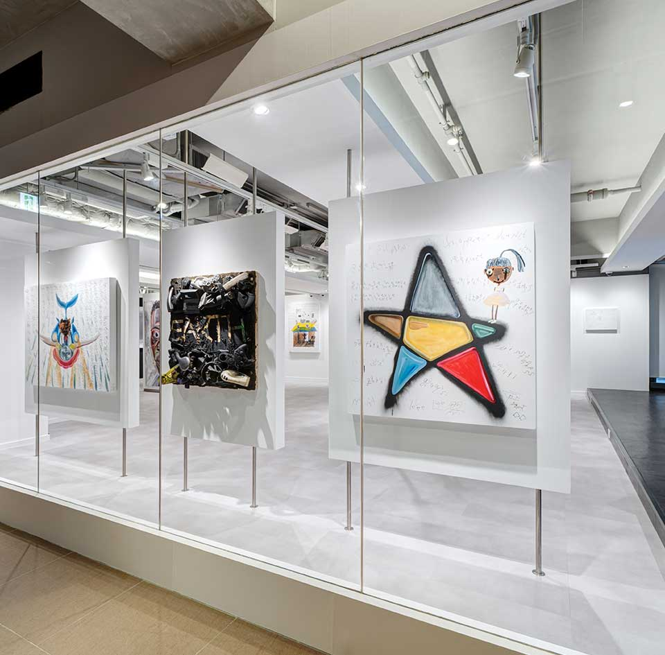 Mago Gallery HK Outside