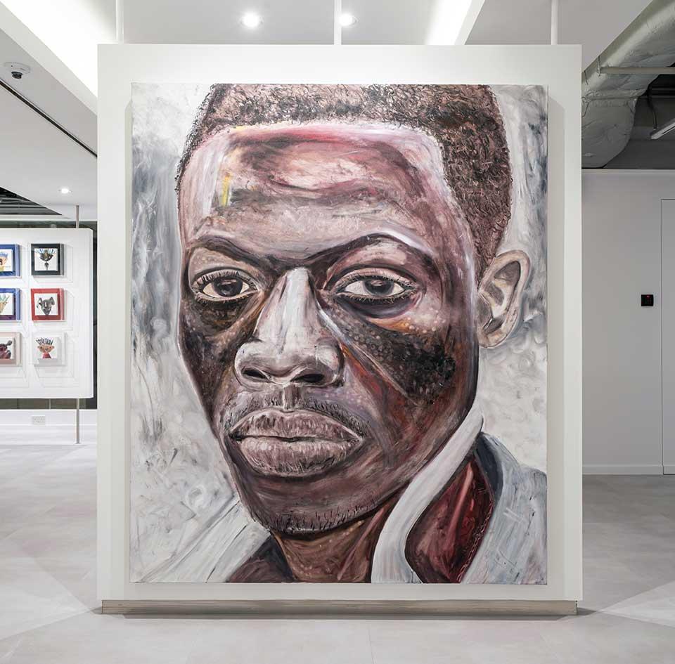 Mago Gallery Artworks Ghana