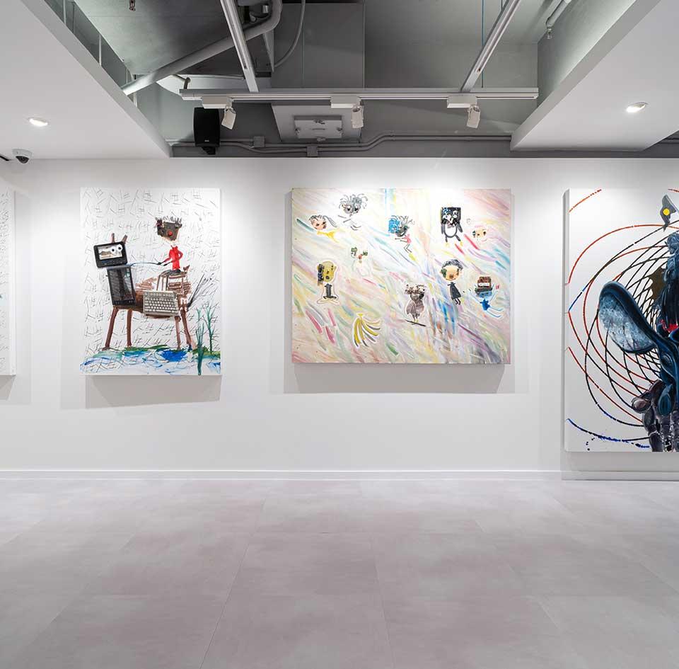 Mago Gallery HK Exhibition-2
